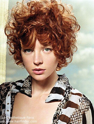 Wwv Hairstylestrends Me In 2020 Curly Hair Styles Short Red Hair Short Hair Style Photos