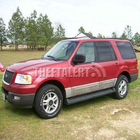 2003 Ford Expedition Xlt >> 2003 Ford Expedition Xlt Red Exterior With Grey Interior