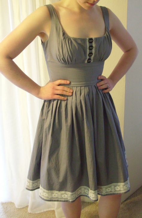 Adventures in Dressmaking: Made my own Mod Cloth dress