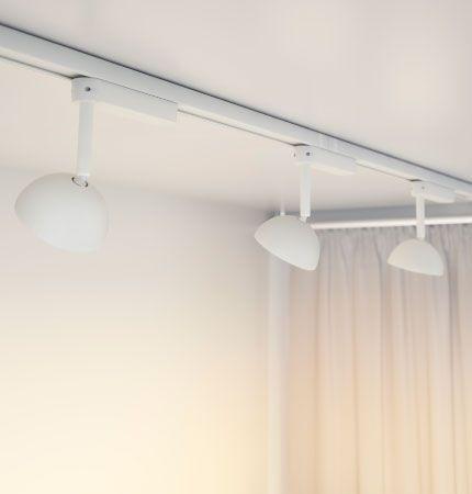 Len Schienensystem Ikea ikea 365 sända track with spotlights workspace ideas