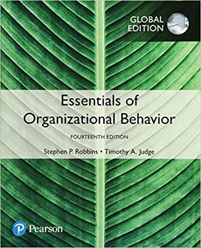 organizational behaviour by stephen robbins 13th edition pdf download