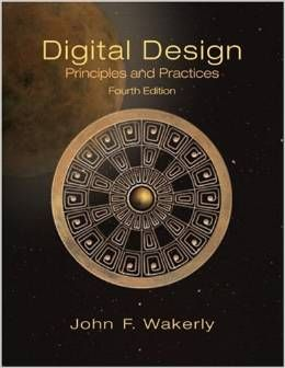 Solution Manual Digital Design Principles and Practices 4th