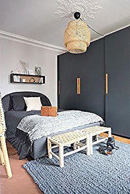 Renovation D Un Bel Appartement Parisien Espace De Vie Chambre