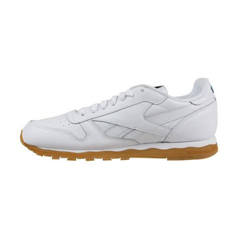 huge selection of 886e5 fd3ce Reebok Classic Leather 3Am Mens White Leather Athletic Training Shoes   57.99 End Date  2019-