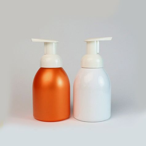 300ml Soap Dispenser Foam Pump Lotion Refillable Empty Bottle