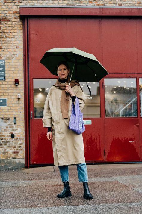 The best street style at Copenhagen Fashion Week autumn/winter '20/'21 - Vogue Australia