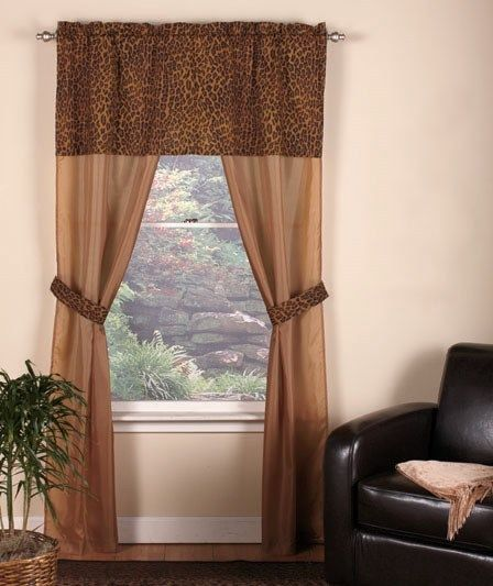 Electronics Cars Fashion Collectibles More Ebay Printed Curtains Curtains Animal Print Curtains