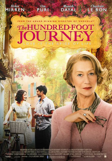 Seriously one of the most inspiring movies I have ever watched. Maybe it was because I love cooking so much and the fact that it was in France made it even better of a movie.
