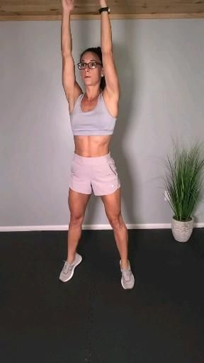 Fat burning full body workout at home