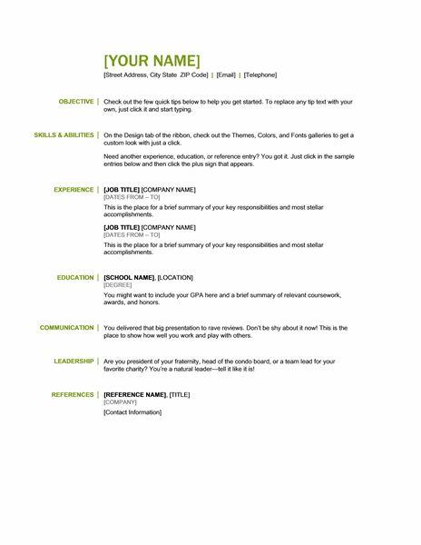 Level One Resume Review Career Job Searching Pinterest - basic skills for resume