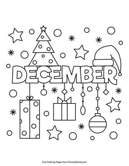 Art 58 Ideas For 58 Ideas For Christmas Art Ideas For Kids December Coloring Pages Winter Christmas Coloring Pages Coloring Pages For Kids