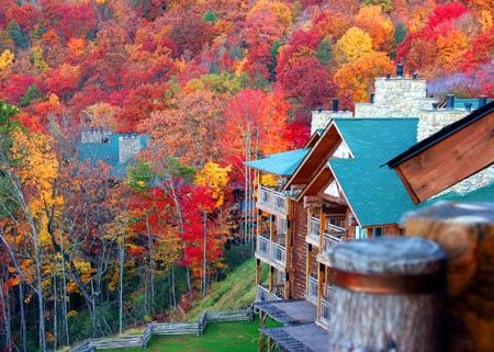 Beautiful Smoky Mountains   Gatlinburg, Tennessee: Best To See In The  Autumn Time!