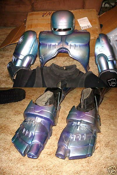 Robocop Cosplay Build Youtube Robocop Costume Reference
