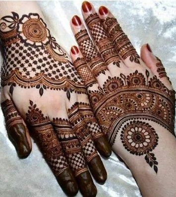 110 Simple And Easy Artistic Mehndi Designs For Beginners 2020