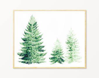 Pine Tree Printable Art Pine Tree Printable Woodland Print Scandinavian Print Scandinavian Art Pine Tree Print For Scandinavian Art Art Prints Forest Art