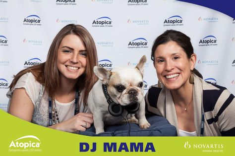 Beth And Erin Met Dj Mama At The Western Veterinary Conference