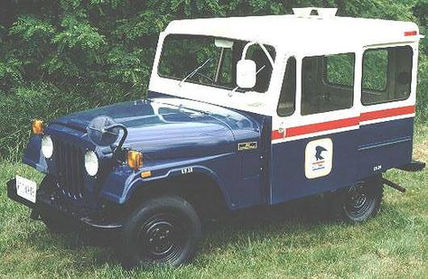 Amc Dj5c Post Office Jeep One Of The Best Most Dependable Rides