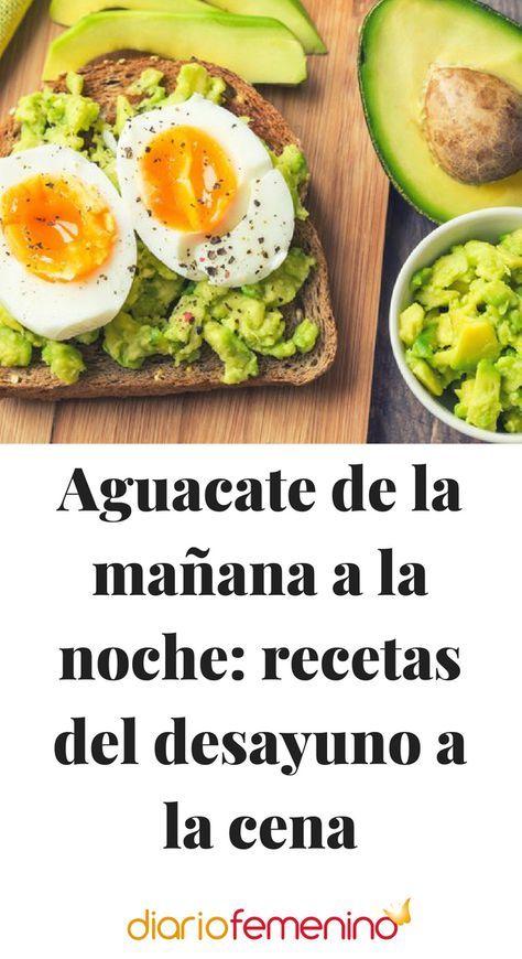 recetas de desayunos comidas y cenas saludables