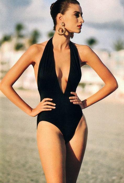 Best Fashion Look : Anne Klein, American Vogue, March Photograph by Arthur Elgort. Anne Klein, American Vogue, March Photograph by Arthur