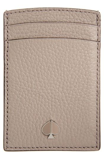 Kate Spade New York Polly Leather Card