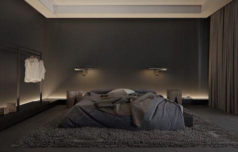 1001 Atemberaubende Ideen Fur Wandfarbe Grau In 2020