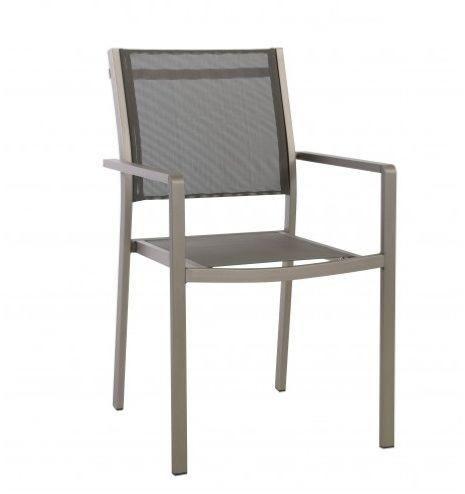 chaise jardin aluminium outdoor