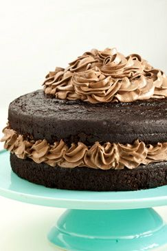 Marlene Koch Unbelievable Chocolate Cake