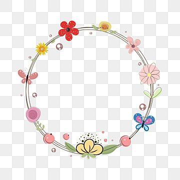 Floral Floral Clipart S Template Png And Vector With Transparent Background For Free Download Floral Pattern Vector Flower Frame Floral