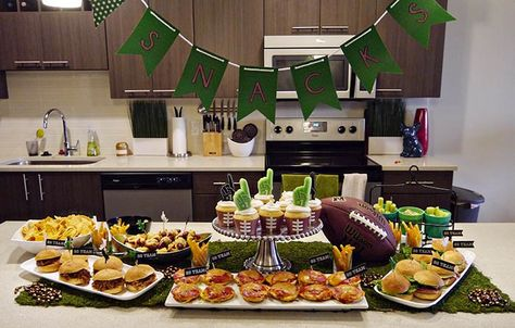 504 best Football \ Superbowl Party Ideas! images on Pinterest - team 7 k che