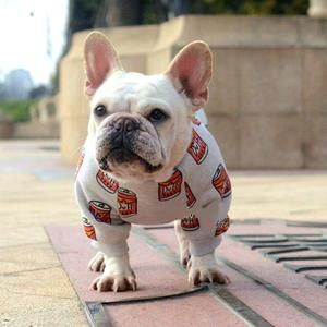 Duff Beer Dog Sweater From Hoodedhounds Com French Bulldog