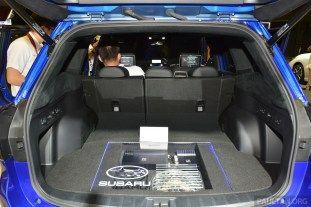 2020 Subaru Forester Ultimate Customised Kit Special Edition Singapore Debut 12 In 2020 Subaru Forester Subaru Customized Kits