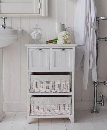 8 Small Bathroom Decorating Ideas You Have To Try In 2020 Freestanding Bathroom Furniture Freestanding Bathroom Storage Bathroom Freestanding