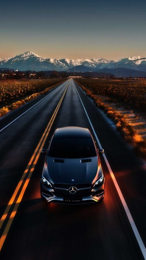 Masked Guy Iphone Wallpaper Mercedes Benz Gle Coupe Mercedes