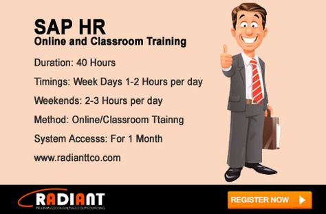 SAP HR is a component of SAP ERP It deals with HR related - sap hr payroll consultant resume