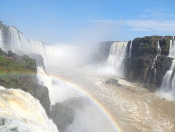 Iguacu Nemzeti Park (Természeti Világörökség 1986) - Parana - Brazília.