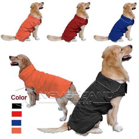 Hundemantel Regenmantel Hund Regenjacke Hundebekleidung Hundejacke Wintermantel