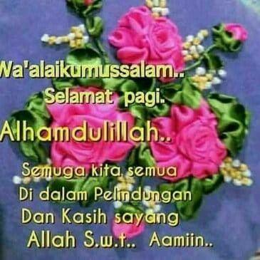 Pin Oleh Mila Chem Di Muslim Greeting Gambar Lucu Lucu Kutipan