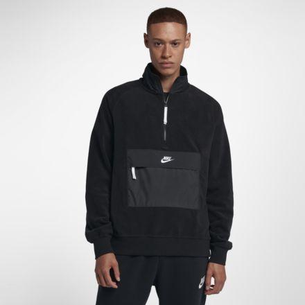 Haut à demi zip Nike Sportswear pour Homme | Nike sportswear