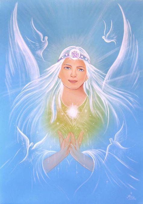 É o tempo de você dar valor a si mesmo (com áudio) - Anjo de Luz