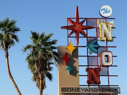 What To Do In Downtown Las Vegas Our Guide Downtown Las Vegas Neon Museum Las Vegas