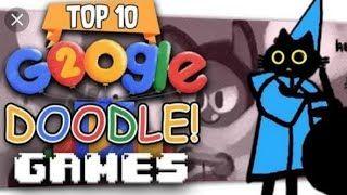Google Doodle Games 2020 Google Doodle Halloween Google Doodle Sports Games Google Trends H Doodles Games Best Google Doodles Google Doodle Halloween
