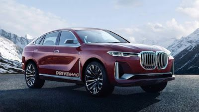 Bmw X8 Will Be Launched In 2020 Bmw Bmw X4 Bmw Lease
