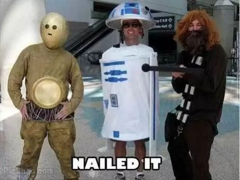 20 of the Funniest Halloween Fails That Are Nearly a Win #halloween #fails #halloweenfails #halloweenfail #costumefail #halloweencostumes
