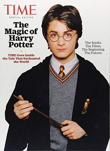 TIME Magazine The Magic of Harry Potter