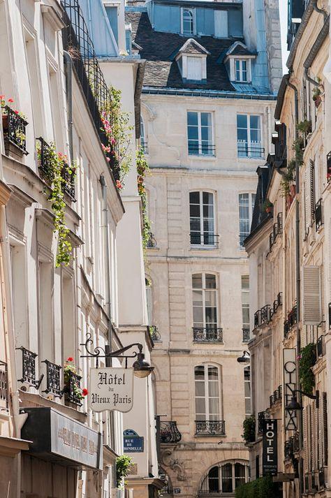 Paris Street Photograph, Travel Architecture Fine Art Photograph, Large Wall Art, Urban Wall Decor
