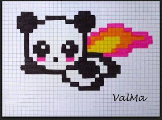 Les Créas De Valma Mes Dessins Pixels Novembredécembre