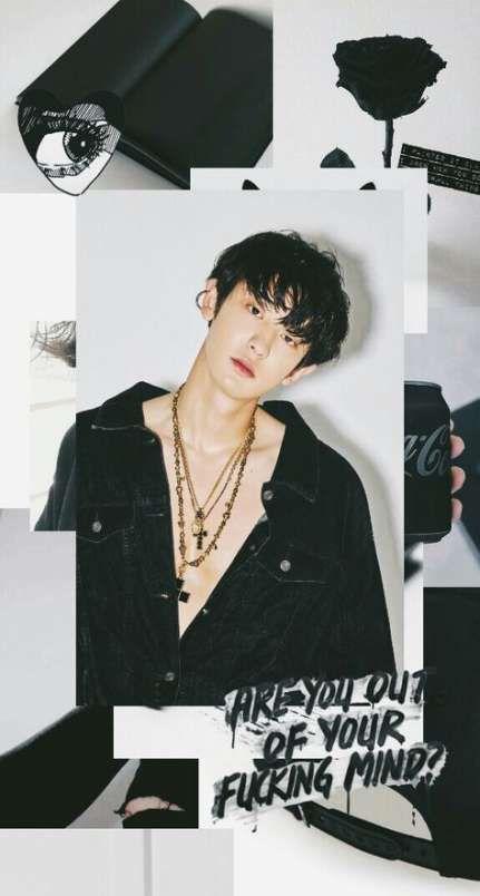 Best Exo Aesthetic Wallpaper Chanyeol Ideas Exo Chanyeol Exo Background Iphone