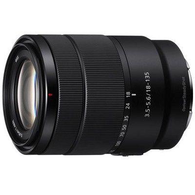 Sony E 18 135mm F 3 5 5 6 Oss E Mount Lens Prime Lens Sony Camera Zoom Lens