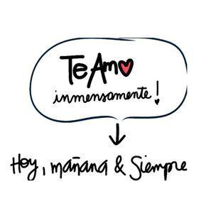 "La Mejores Frases, Mensajes e Imágenes de ""TE AMO"""