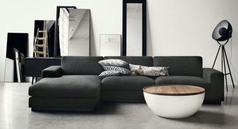 Maison Ein neues Sofa von Bolia Interiors - designer ecksofa lava vertjet